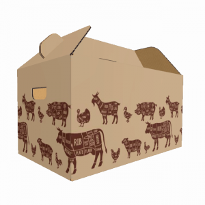 Butcher's Turkey Boxes