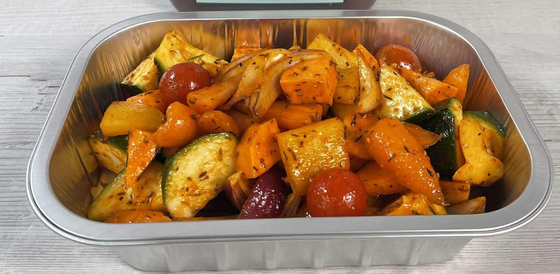 Mediterranean Roast Vegetable Medley